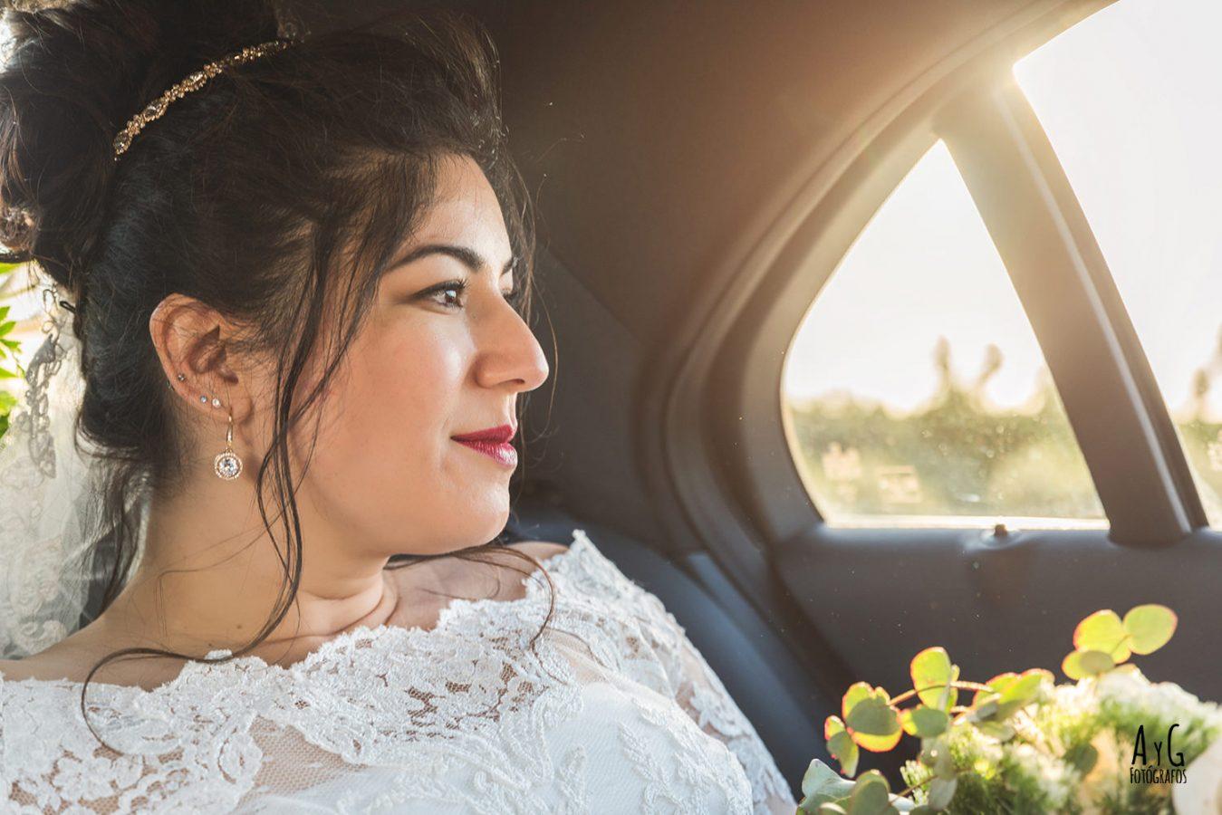 Fotografia de boda en La Carlota, Córdoba
